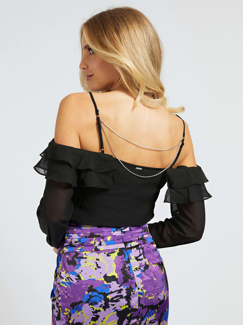 BLUSA OFF-SHOULDER BALZE  image number 2