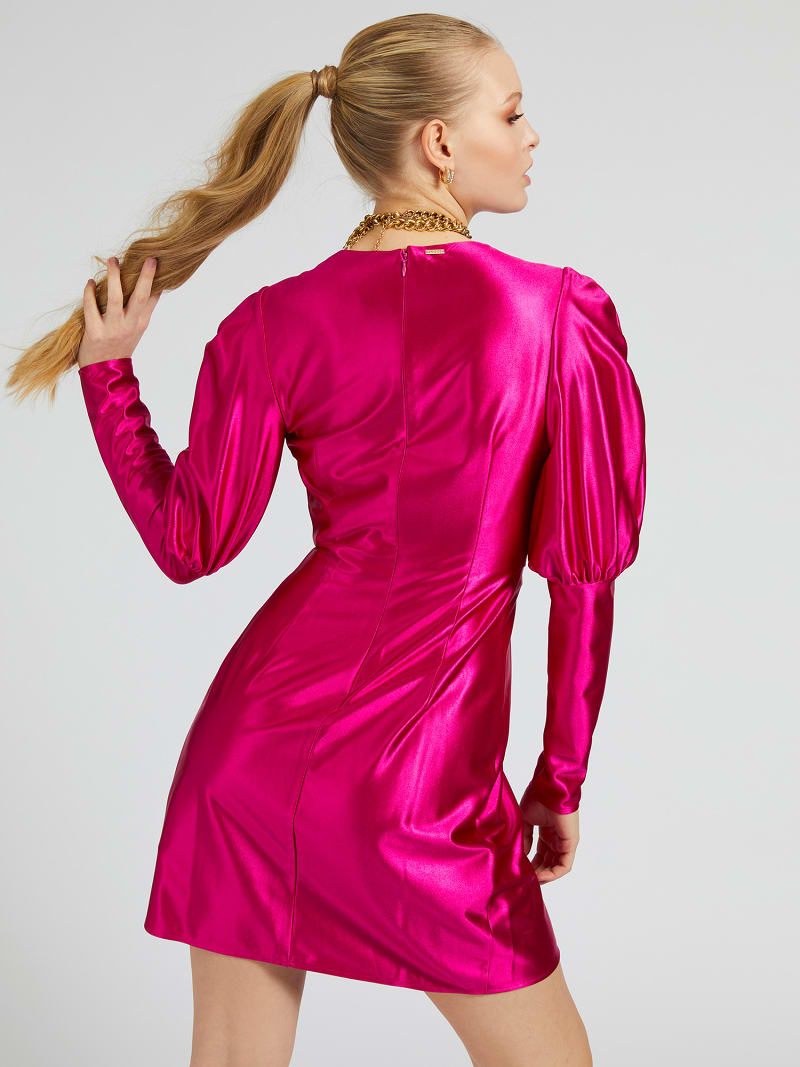 DRAPED DRESS image number 2