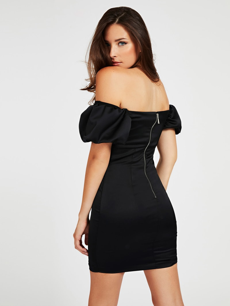 CLOSE-FITTING DRESS image number 2