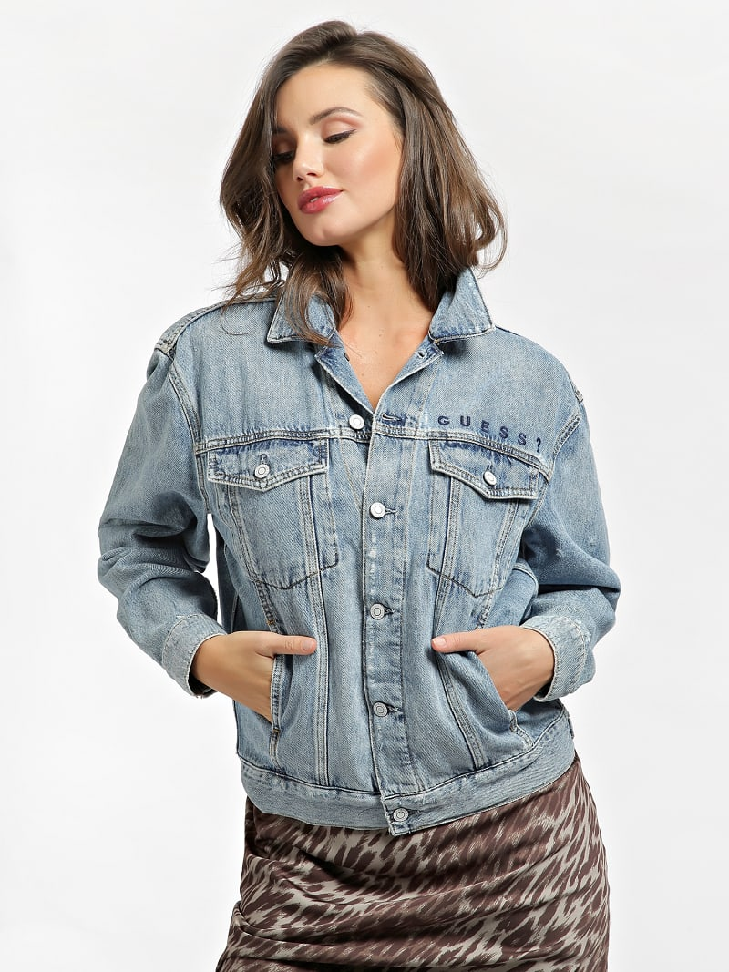 JEANSJACKE RELAXED image number 0
