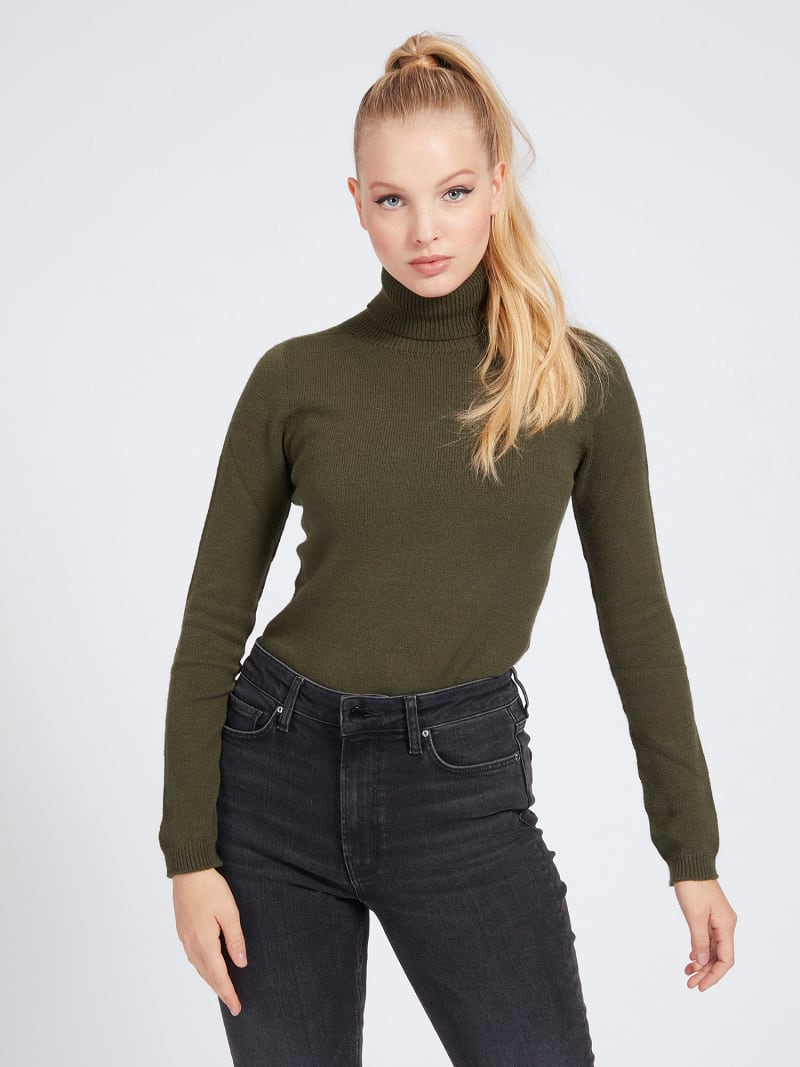 HIGH-NECK SWEATER image number 0