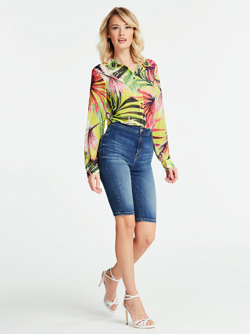 ALL OVER PRINT SHIRT image number 1