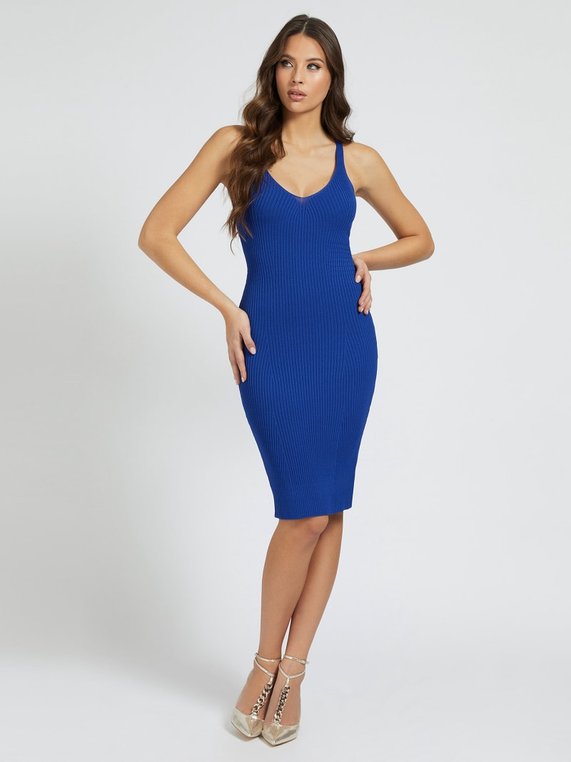 CLOSE-FITTING DRESS image number 0