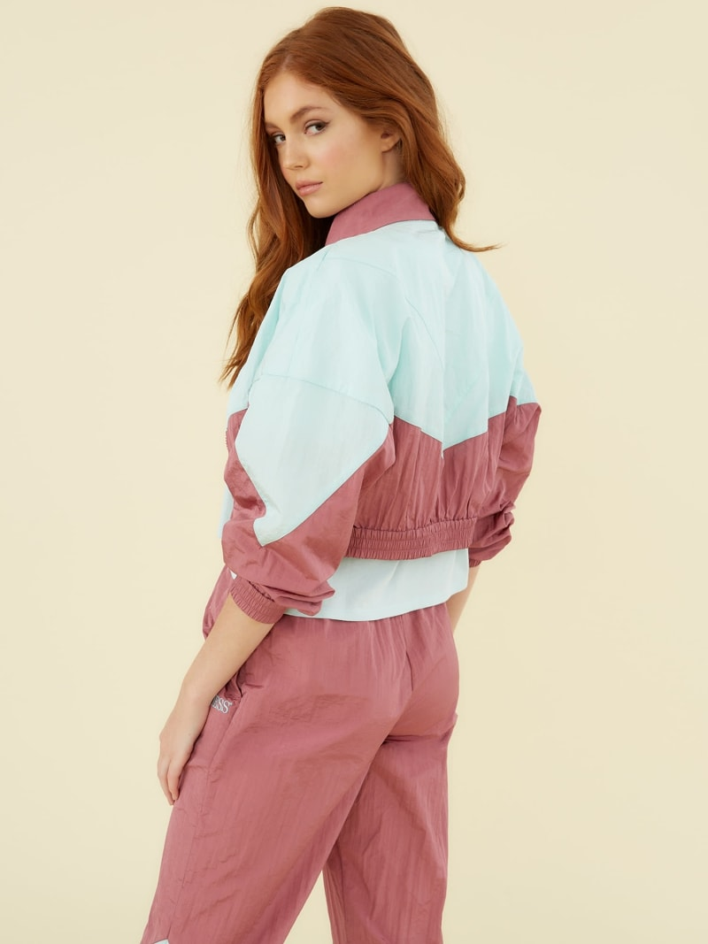 COLOUR-BLOCK WINDBREAKER image number 3