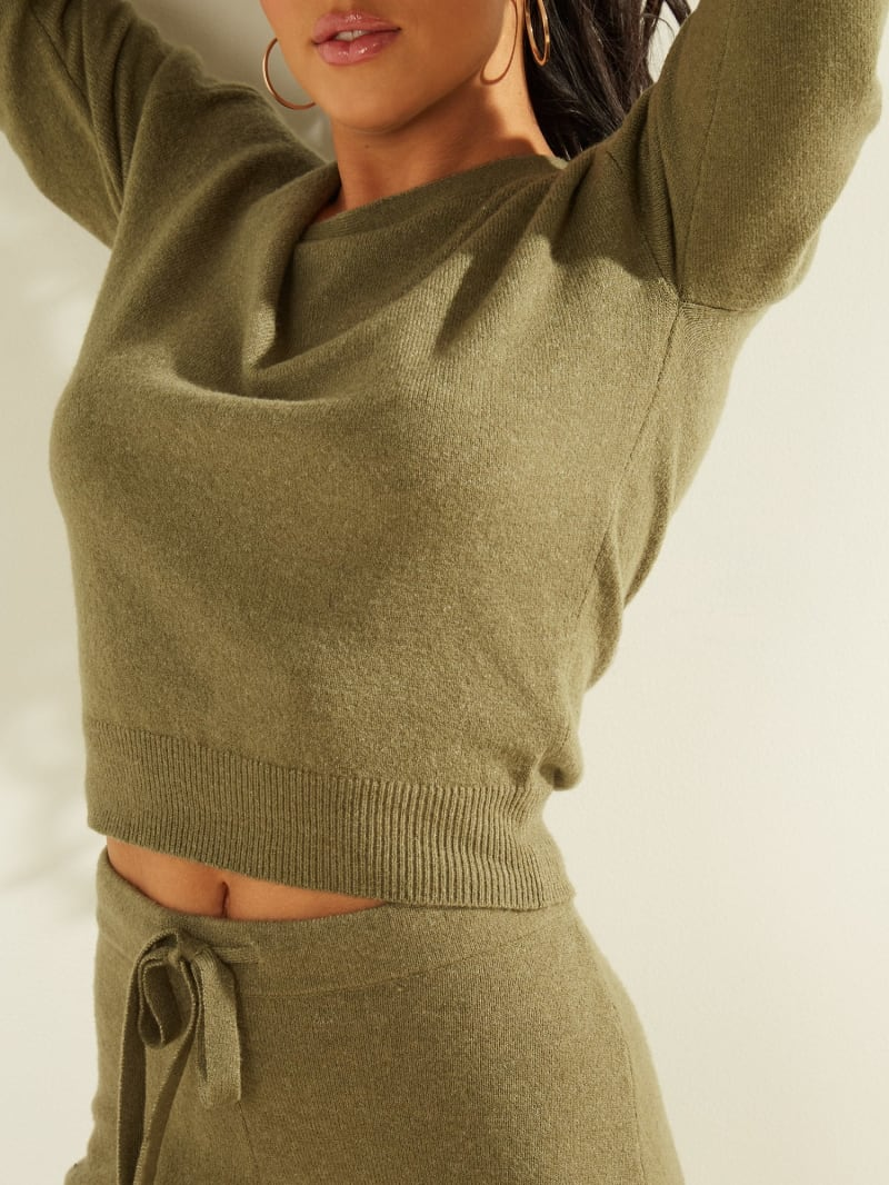 BOAT-NECK SWEATER image number 2