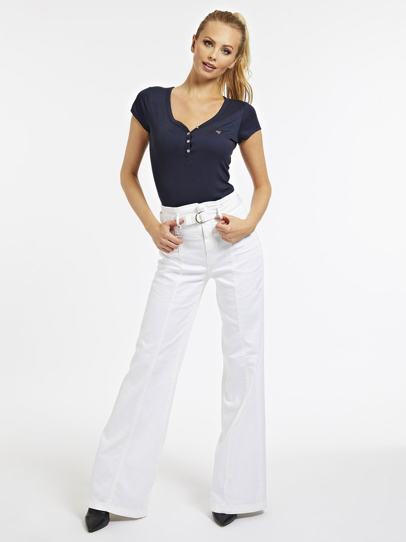 PALAZZO-JEANS image number 1