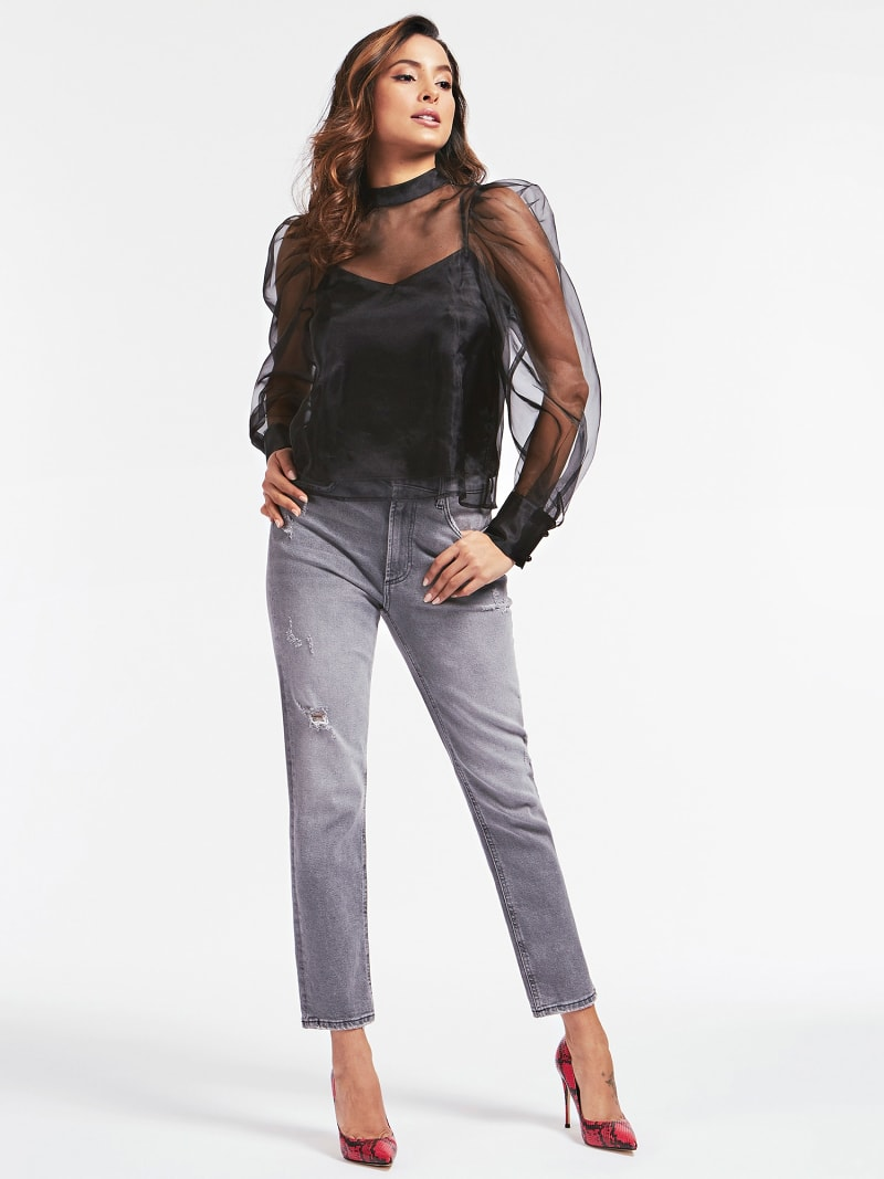 JEANS RELAXED FIT RISSE  image number 1