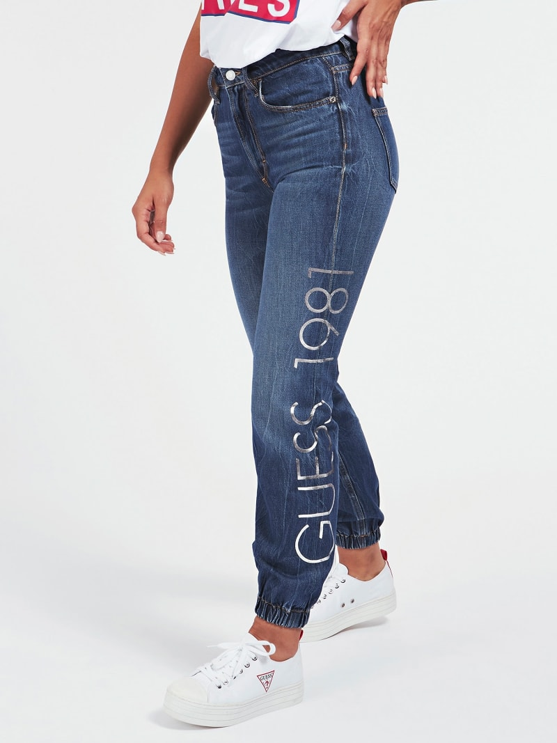 JEANS RELAXED FIT PRINT  image number 0