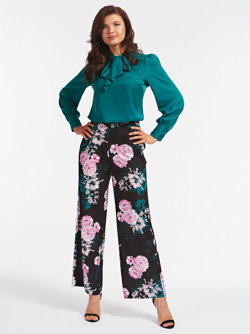 ALL OVER PRINT PANT image number 1