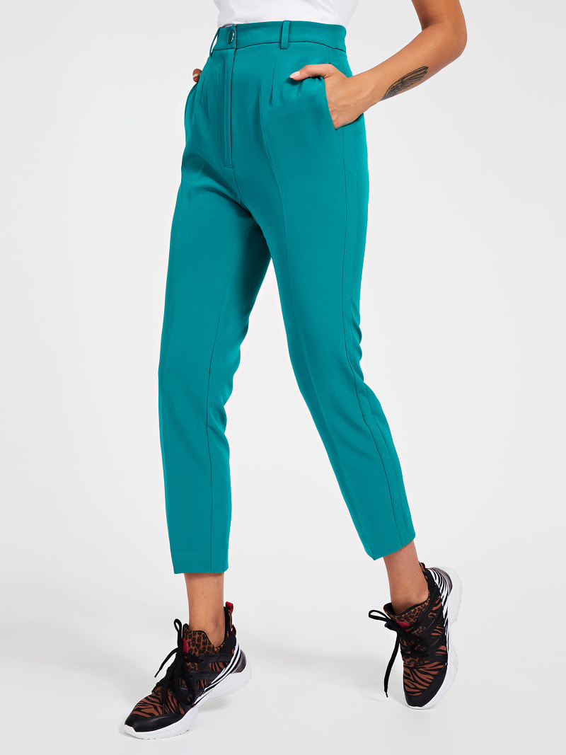 STRETCH CREPE PANT image number 0