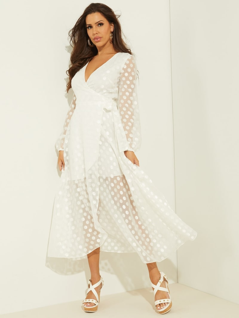 WRAP UP DRESS image number 0