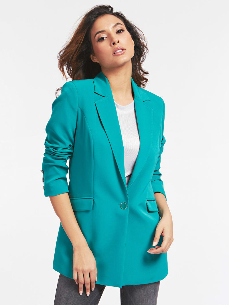SHIFT FIT CREPE BLAZER image number 0