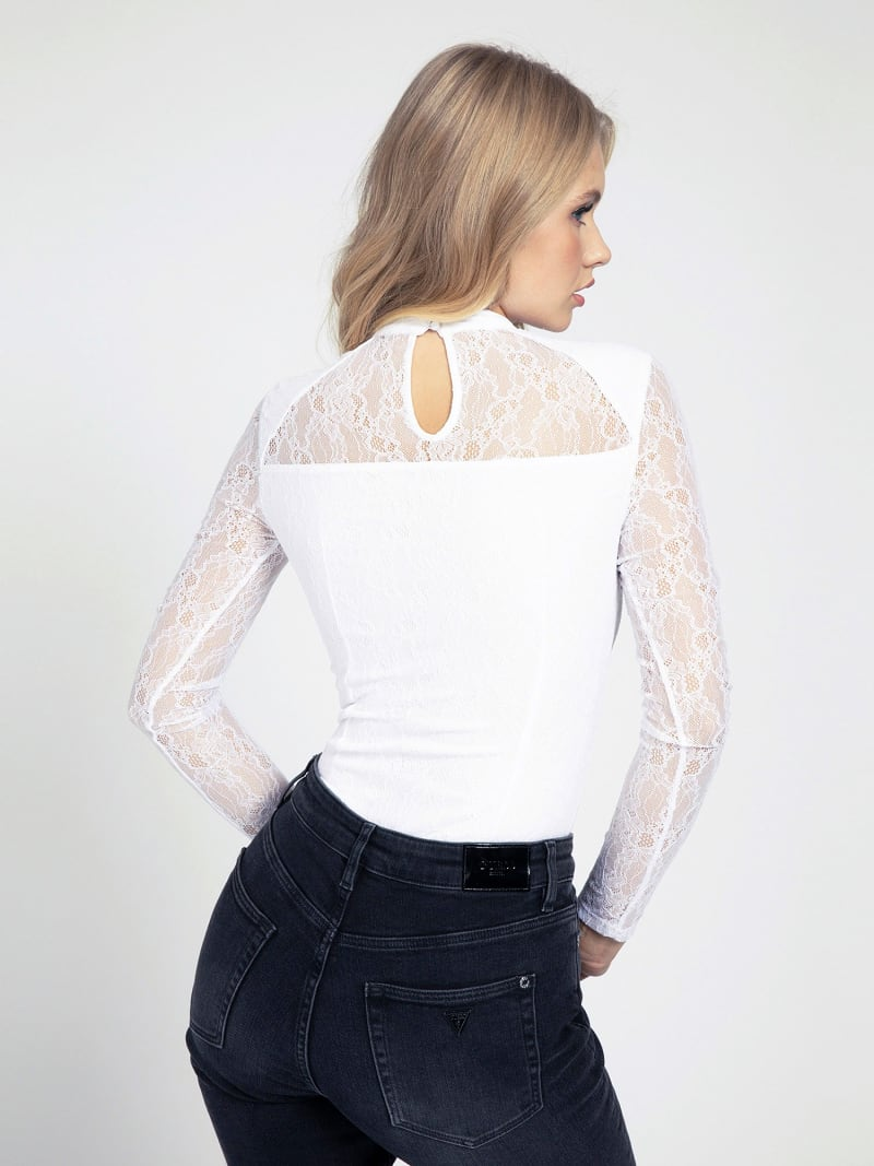 LACE INSERT BODY image number 2