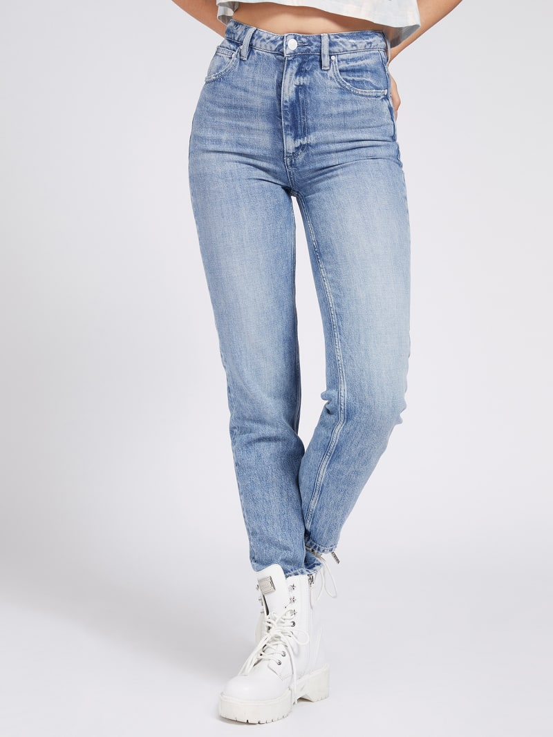 RELAXED FIT DENIM PANT image number 0