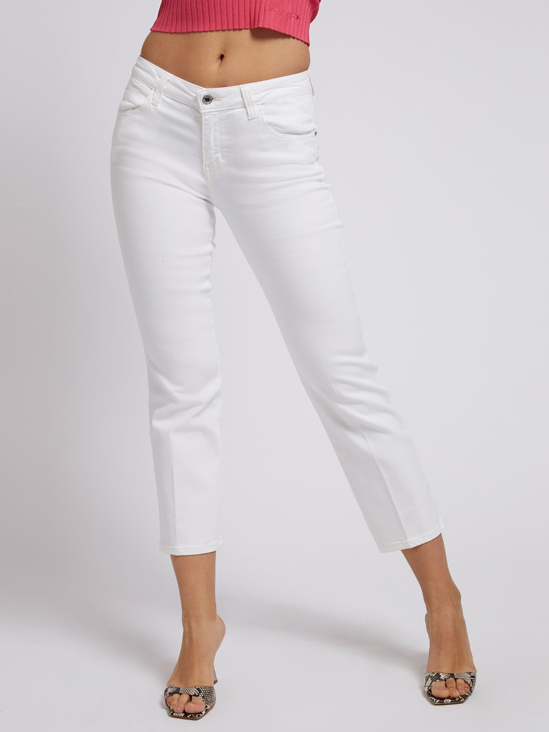 SUPER STRETCH SLIM FIT DENIM PANT image number 0