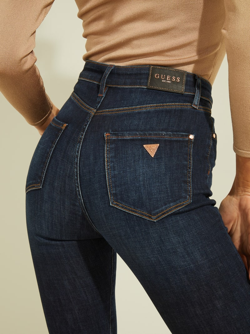 PUSH UP SKINNY FIT DENIM PANT image number 1