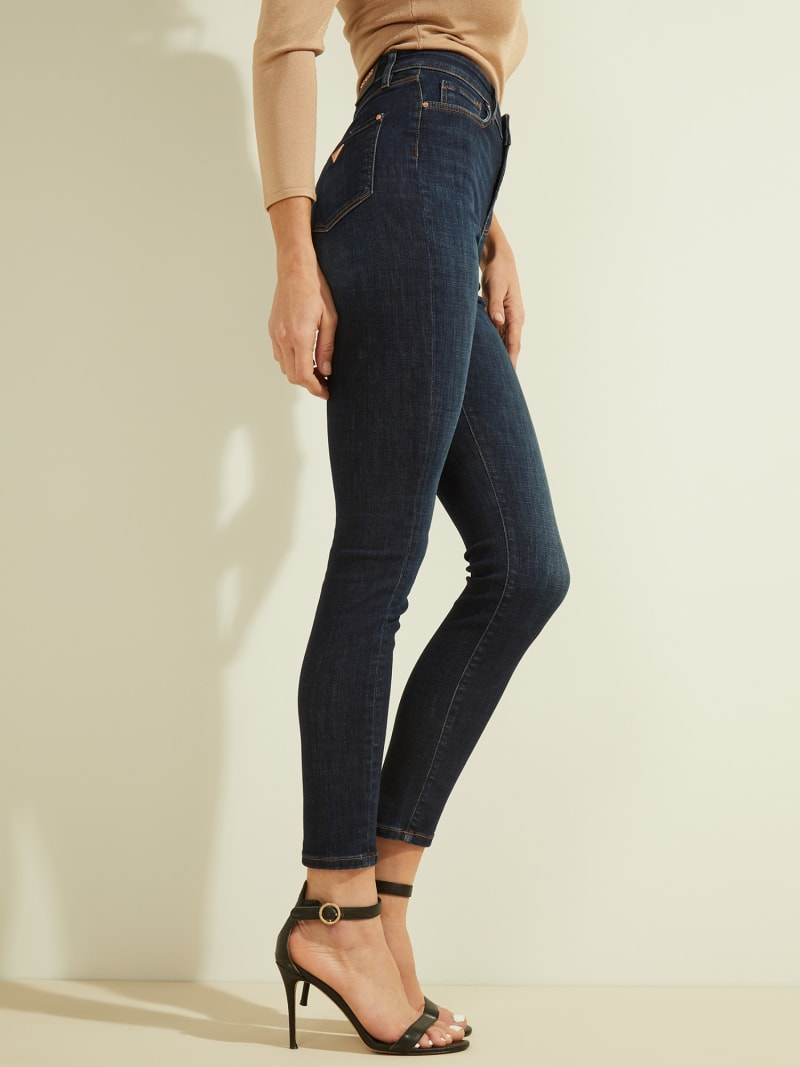 JEAN SKINNY PUSH-UP image number 2