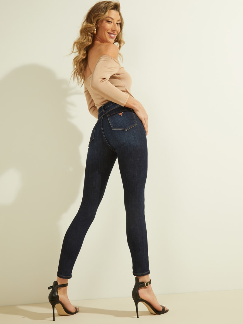 JEANS SKINNY PUSH UP image number 5