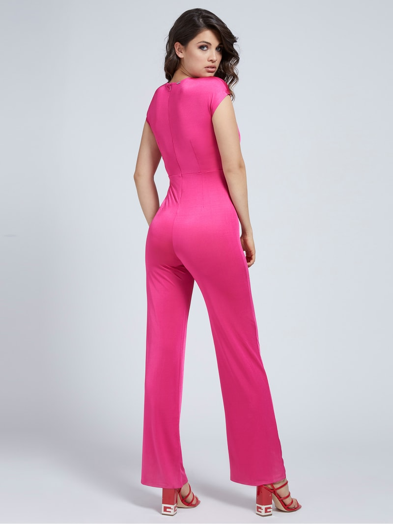 BOW JUMPSUIT image number 1