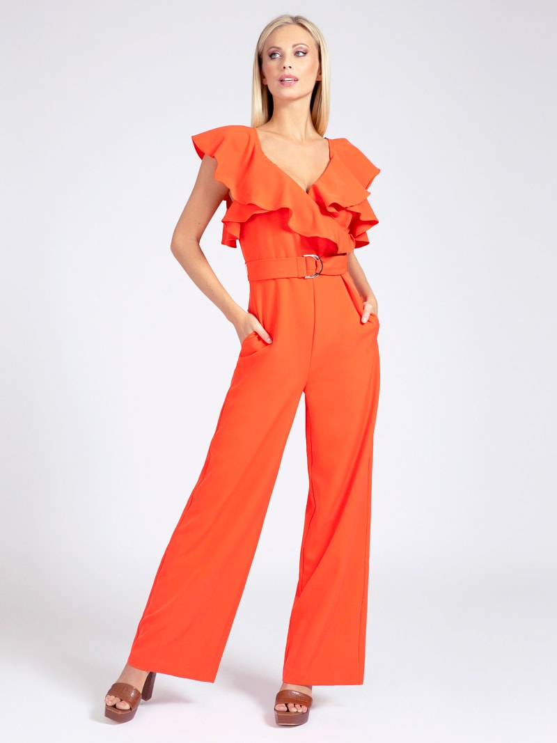 VOLANT PALAZZO JUMPSUIT image number 0