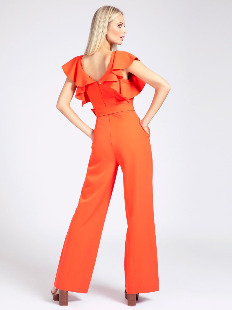 VOLANT PALAZZO JUMPSUIT image number 1