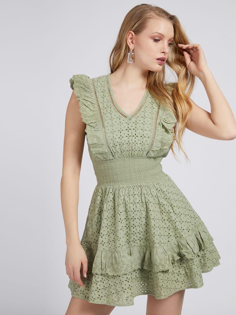 SANGALLO LACE DRESS image number 0