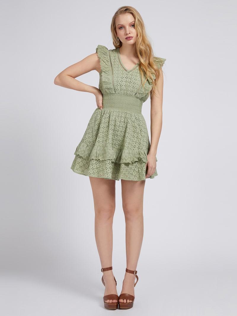 SANGALLO LACE DRESS image number 1