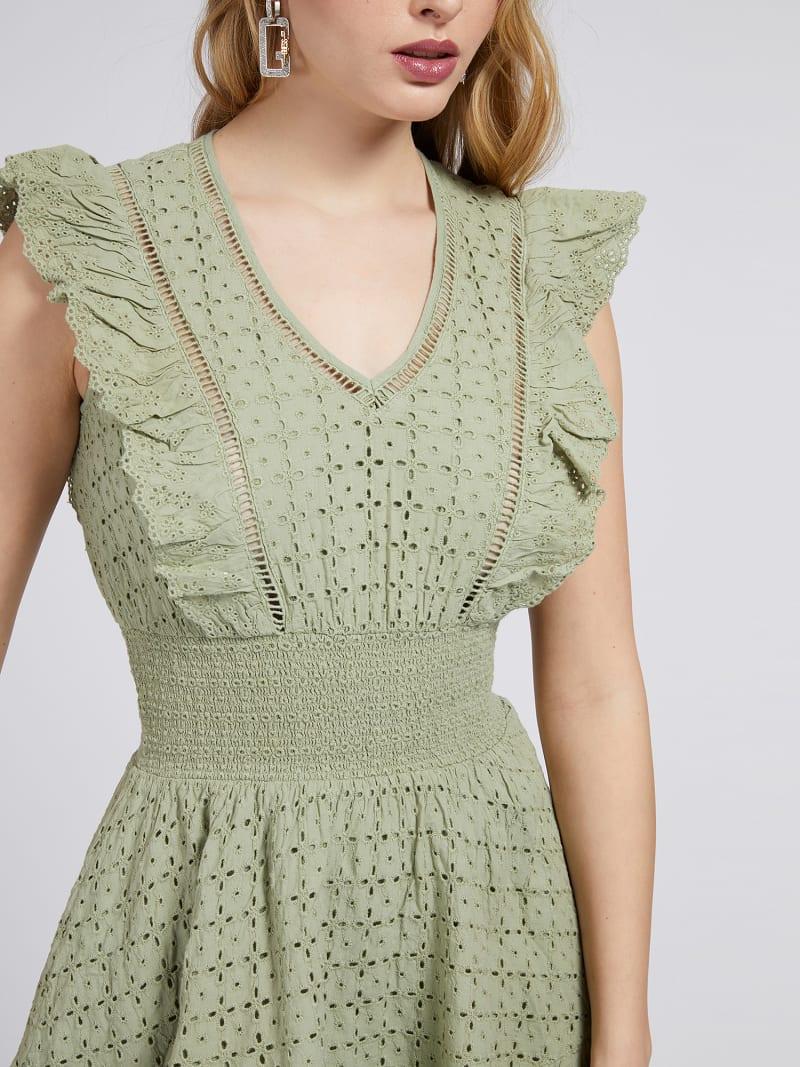 SANGALLO LACE DRESS image number 3