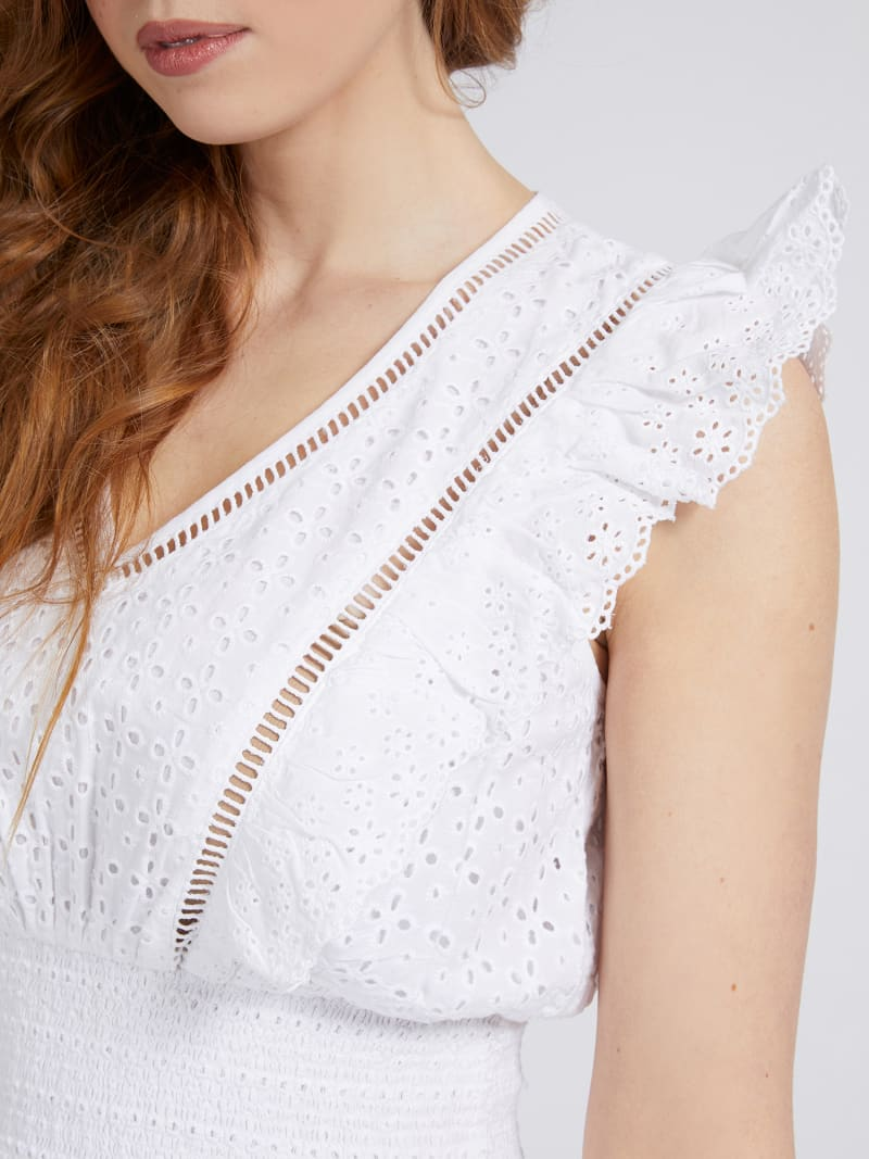 SANGALLO LACE DRESS image number 3