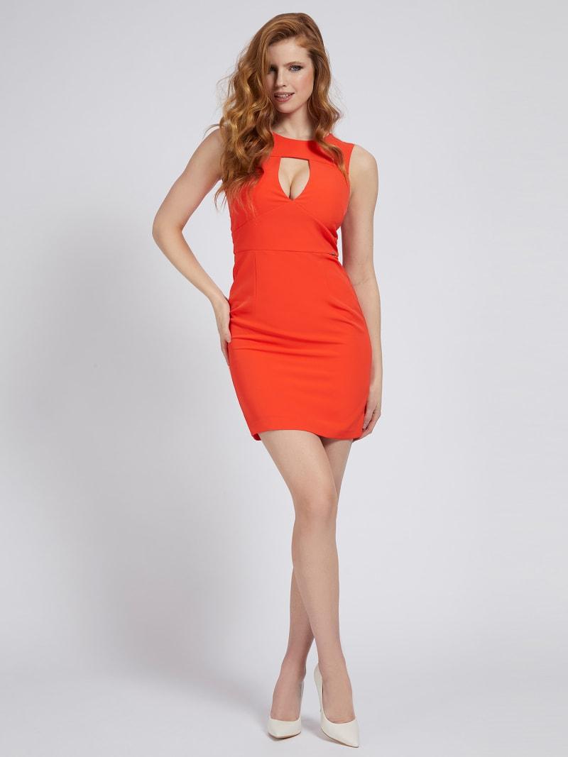 ELASTIC LOGO DRESS image number 1