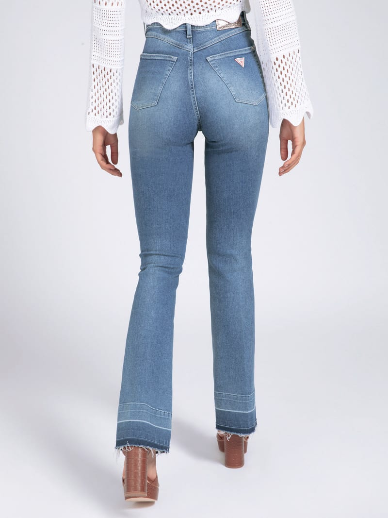 SUPER STRETCH SLIM FIT DENIM PANT image number 2