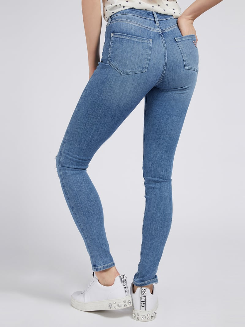 SKINNY JEANS SUPER STRETCH image number 1