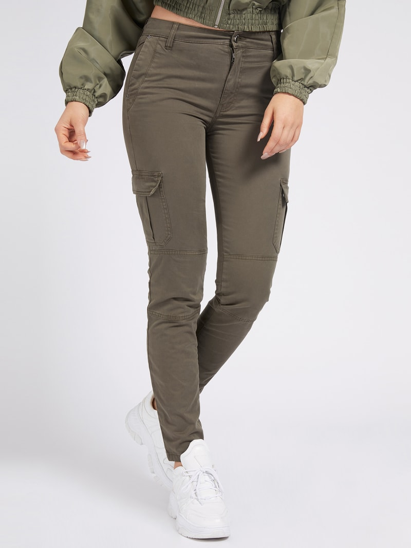 CARGO SKINNY FIT PANT image number 0