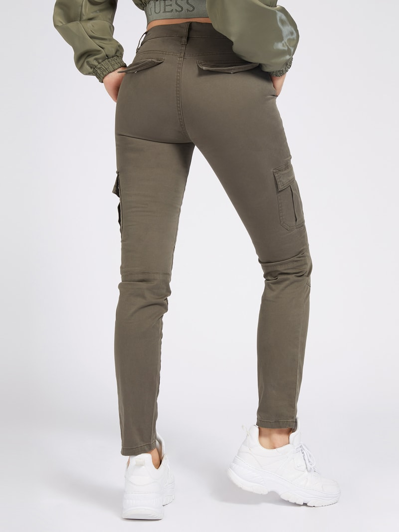 CARGO SKINNY FIT PANT image number 2
