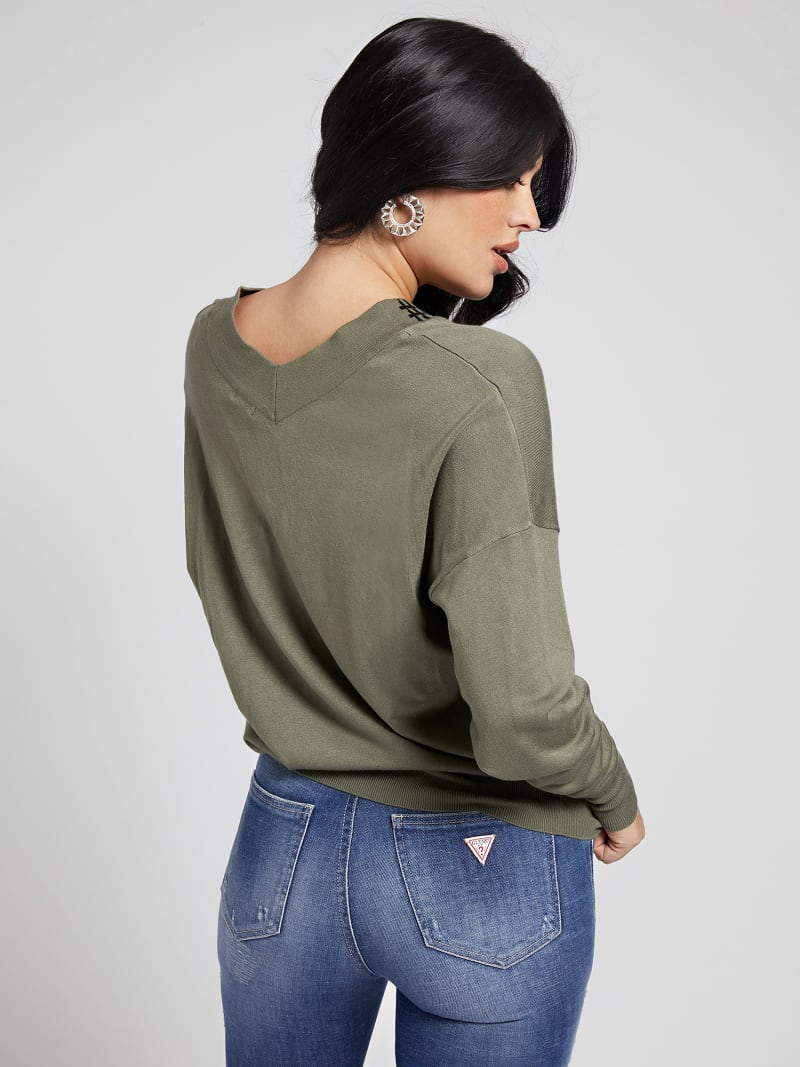 OVERSIZE FIT SWEATER image number 2