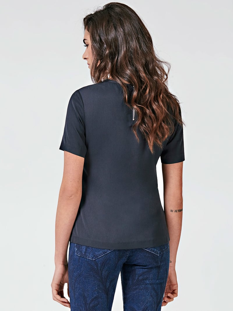 WELT POCKET T-SHIRT image number 2