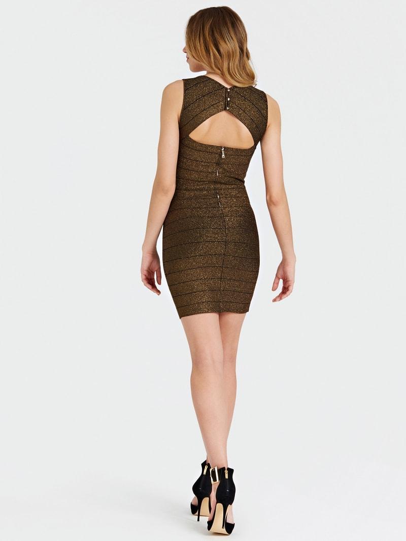GLITTER-LOOK DRESS image number 1