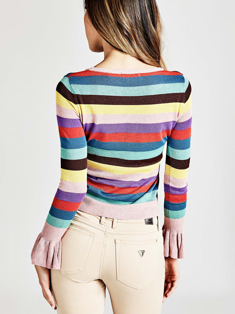 FLARED DETAIL CLASSIC JUMPER  image number 3