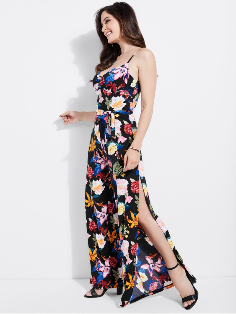 JUMPSUIT BLUMENPRINT image number 2