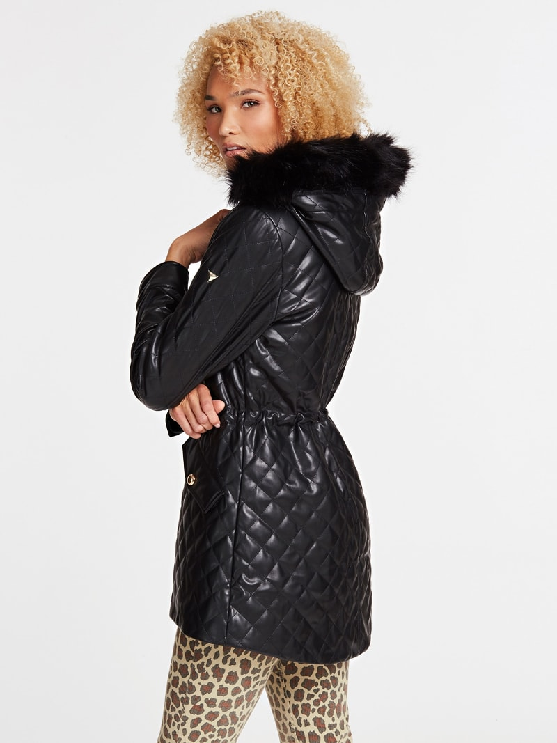 PADDED QUILTED JACKET image number 2