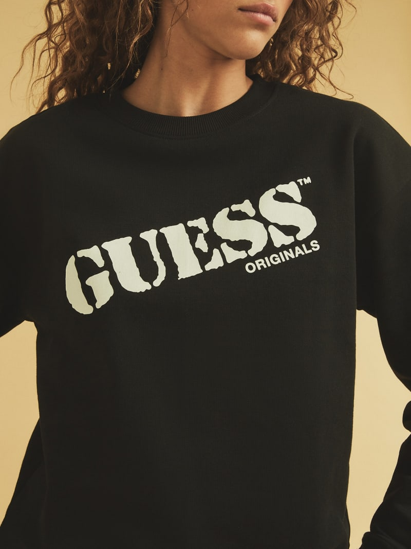 SWEAT-SHIRT LOGO FRONTAL image number 2