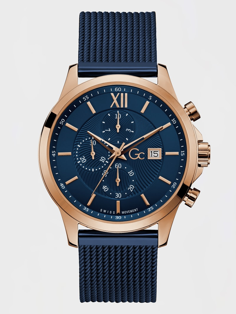 GC QUARTZ CHRONOGRAPH WATCH image number 0