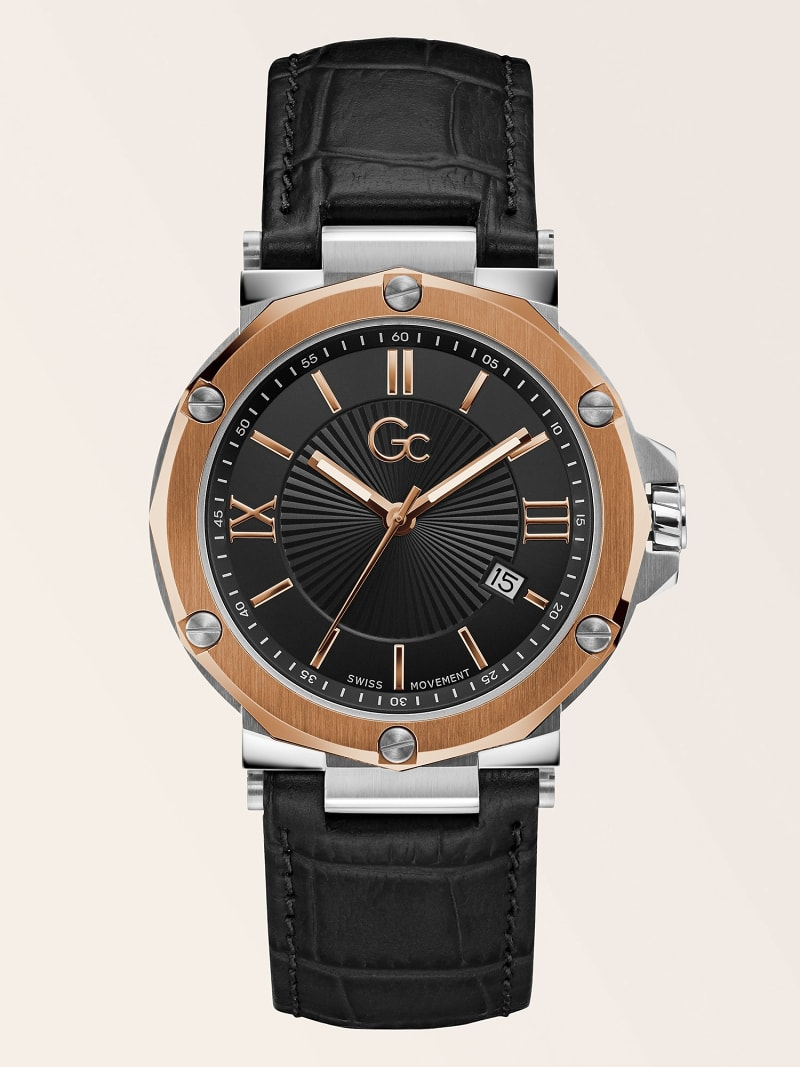 GC QUARTZ DATE WATCH image number 0