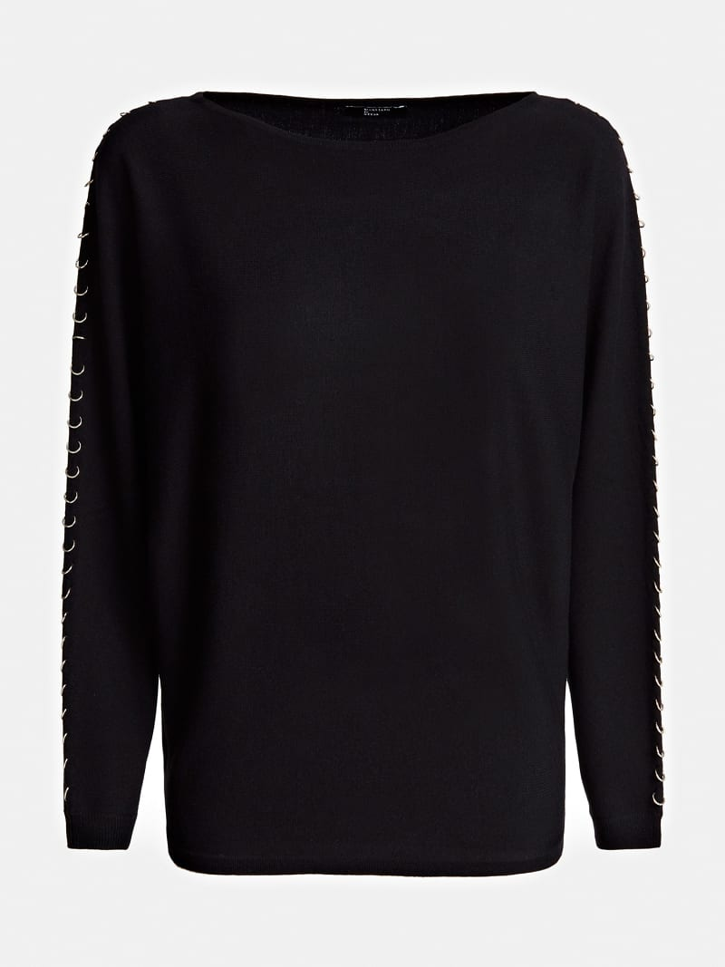 MARCIANO WOOL SWEATER image number 4
