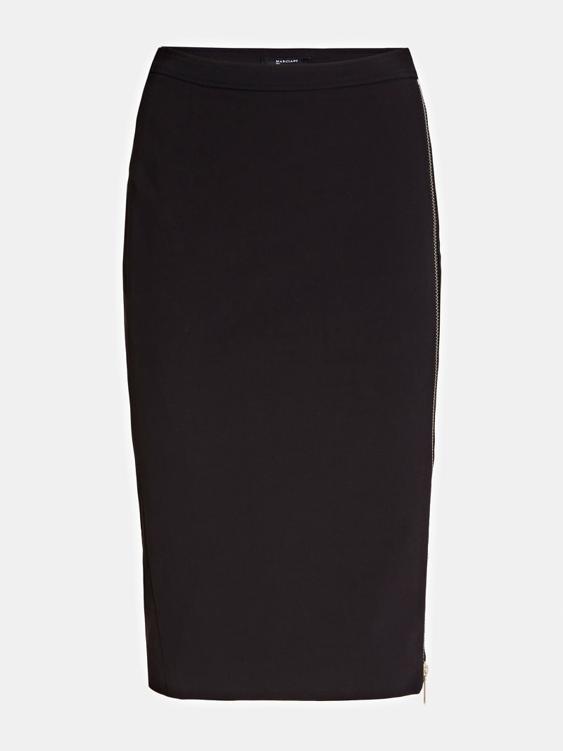 MARCIANO MIDI SKIRT image number 4