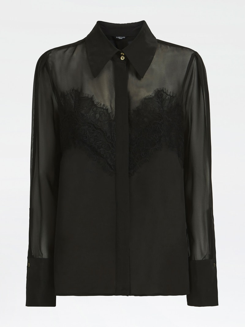 MARCIANO SILK SHIRT image number 3