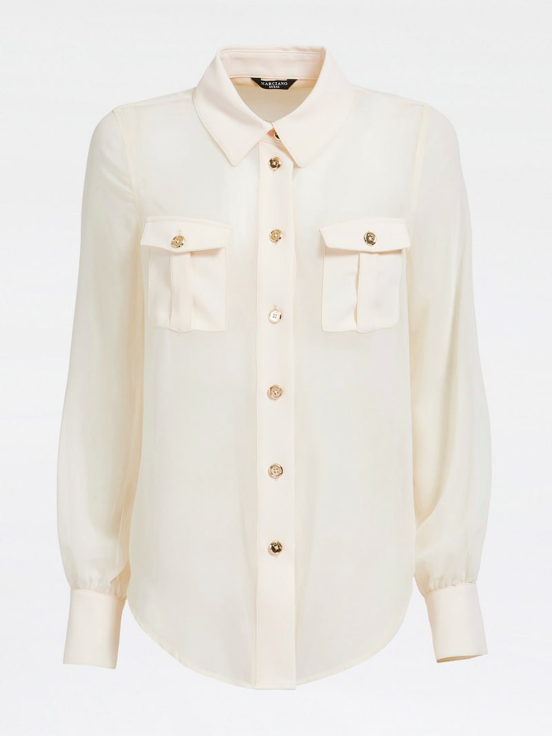 CAMISA GEORGETTE MARCIANO image number 3