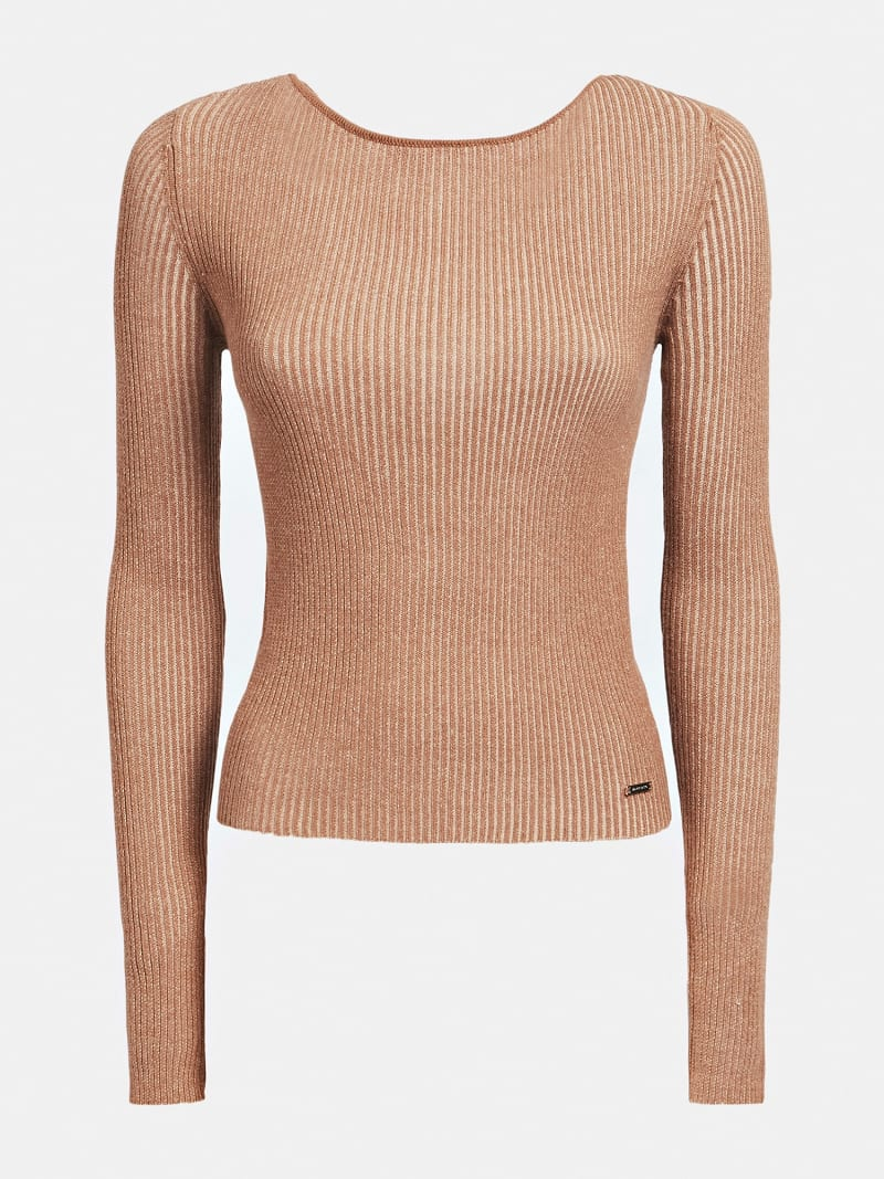 MARCIANO RIB SWEATER-OBERTEIL image number 3