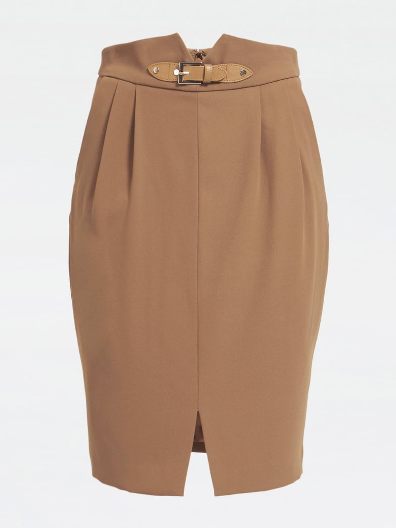 MARCIANO BUCKLE SKIRT image number 3
