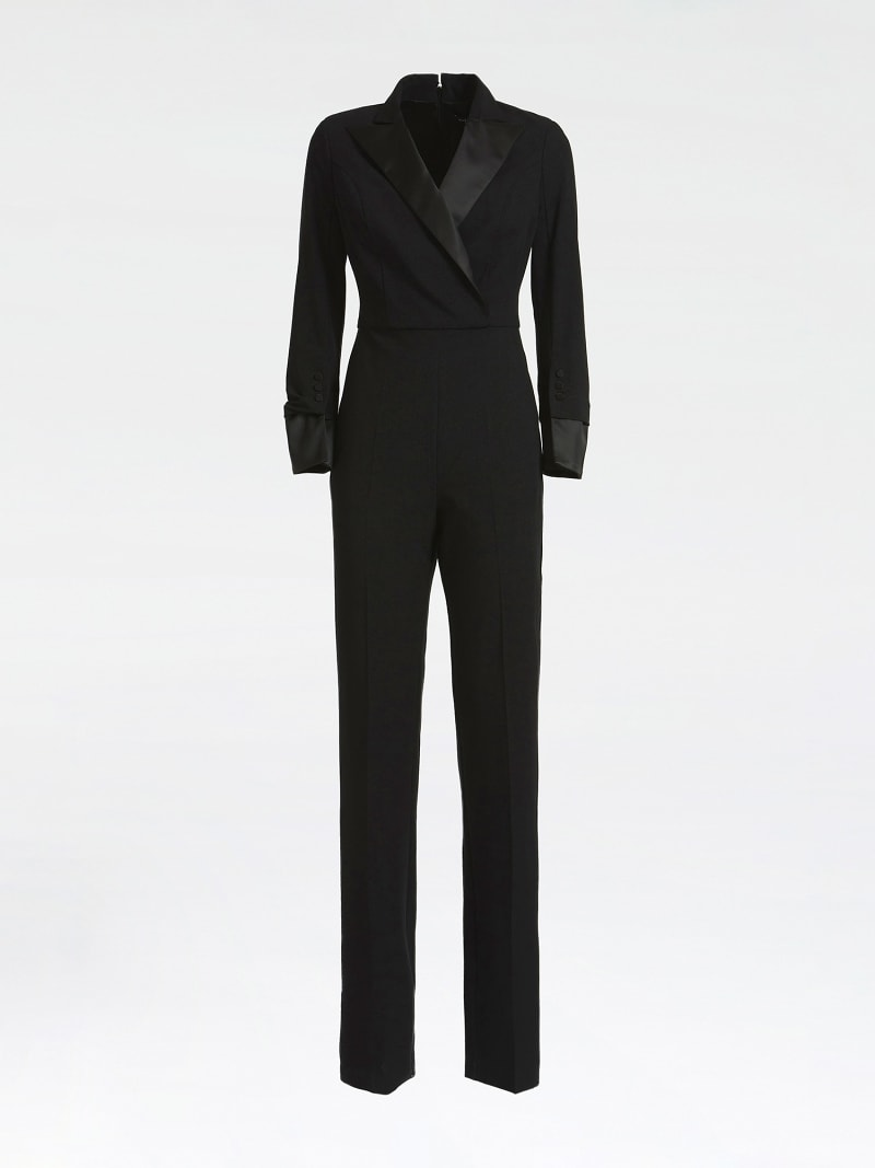 MARCIANO LUREX YARN JUMPSUIT image number 2